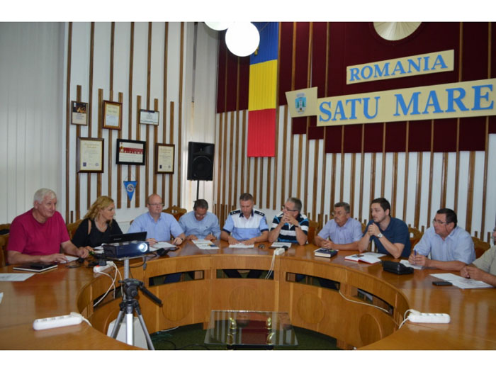 Modificări în traficul rutier din municipiul Satu Mare