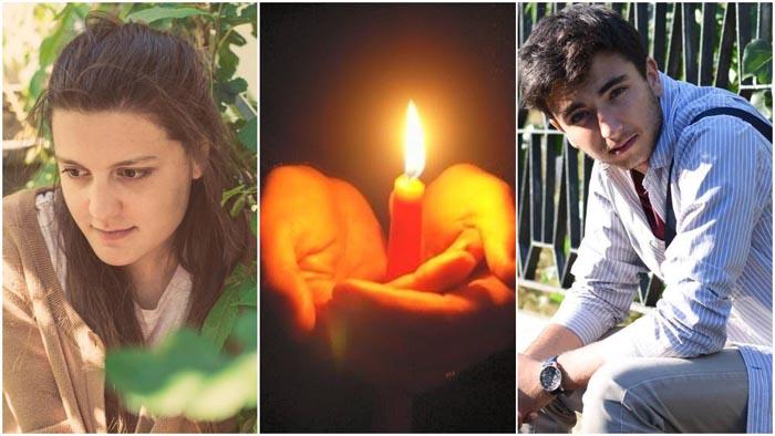 Mesaje pe Facebook pentru Alexandra Saska Sotirov și Iosif Ahmed