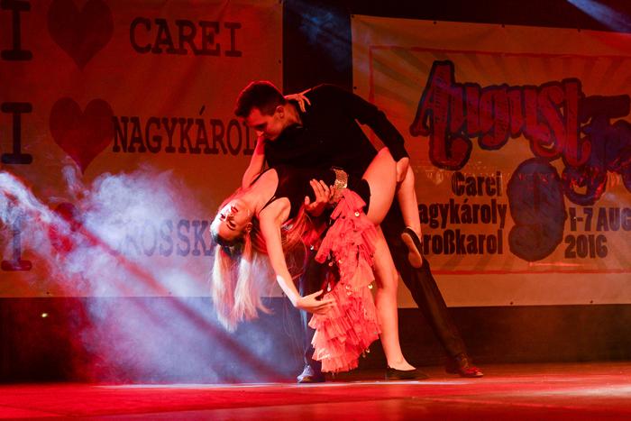 """Festivalul """"AugustFest"""" a debutat cu Gala Dansului Careian (Galerie foto)"""