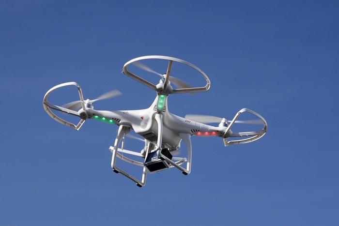 Domeniul public al municipiului Carei, măsurat cu drona