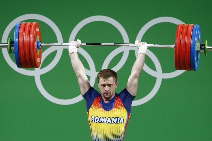 Haltere: Gabriel Sîncrăian, medaliat cu bronz la JO de la Rio