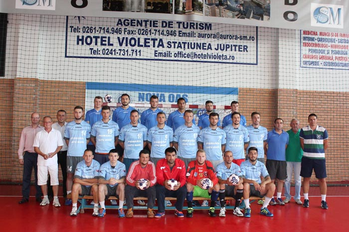 Vezi programul turului Ligii Naţionale de handbal masculin