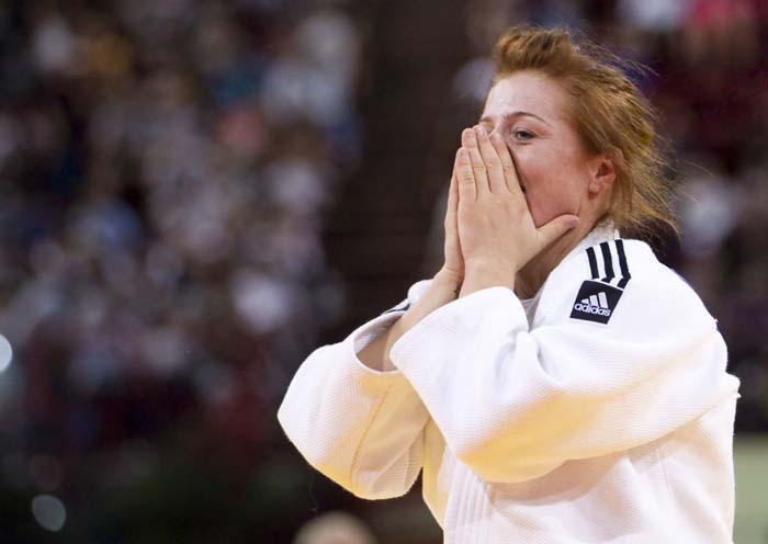 Judo: Corina Căprioriu a ratat medalia de bronz la JO de la Rio
