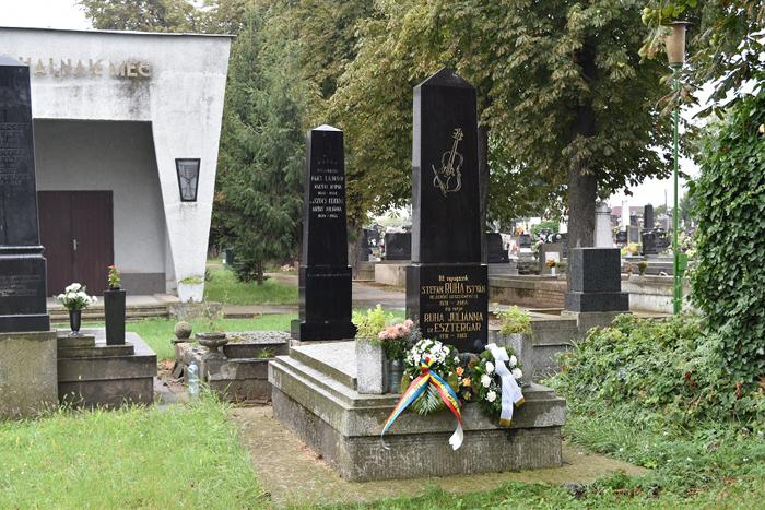 Ștefan Ruha, comemorat în municipiul Carei