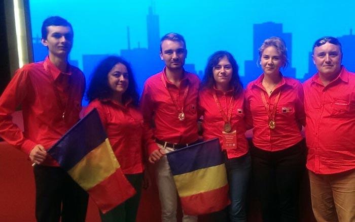 România a cucerit patru medalii la Olimpiada Internaţională de Geografie