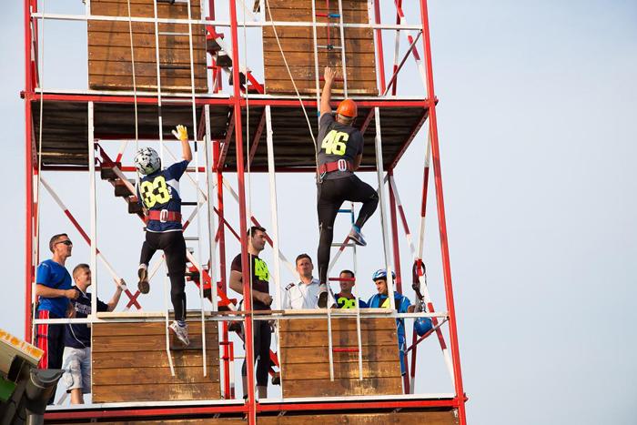 Pompierii sătmăreni, locul II la concursul serviciilor profesioniste (Foto)