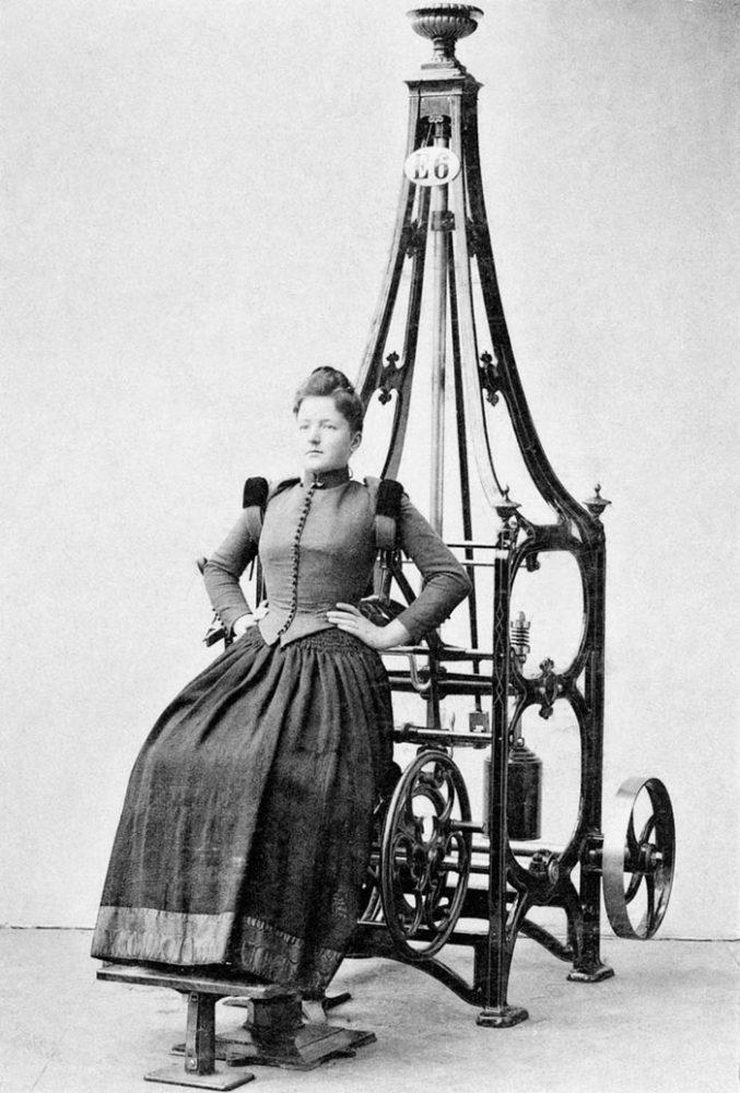 Cum arătau sălile de sport la sfârșitul secolului XIX (Galerie foto)