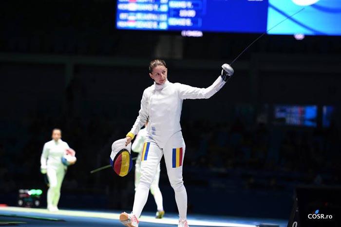 Rio 2016: Proba de spadă feminin individual nu a adus nicio medalie pentru delegația României