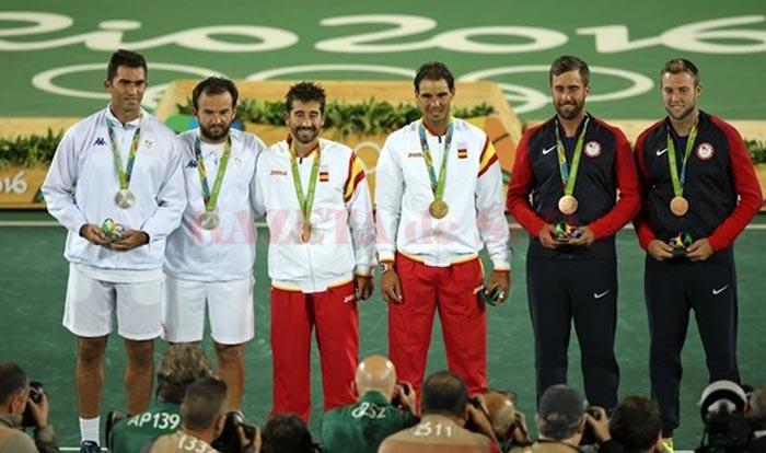 JO 2016: Mergea și Tecău, medaliați cu argint în proba de dublu masculin la tenis