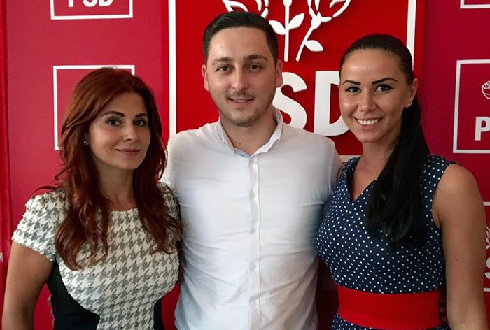 Ioana Bran este noul președinte al TSD Satu Mare