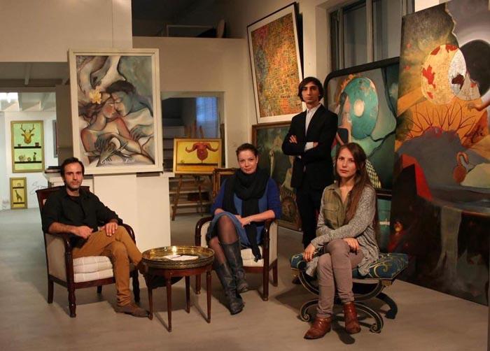Cinci sătmăreni, pregătiți să cucerească lumea artistică pariziană