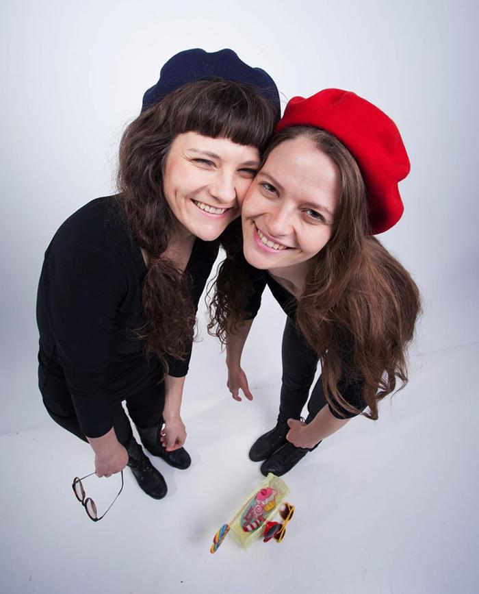 Două sătmărence organizează un atelier de teatru pentru copii
