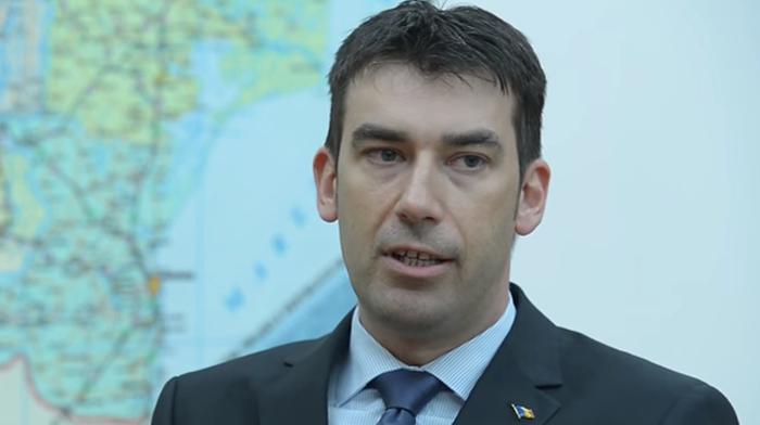 Dragoș Tudorache, noul ministru al Afacerilor Interne