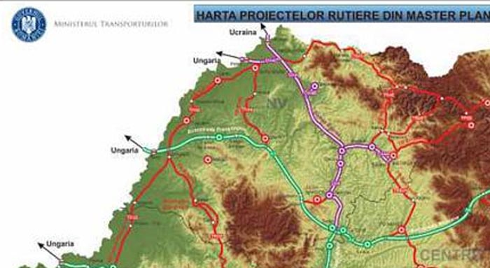 Vezi când vom avea Drum Expres în județul Satu Mare