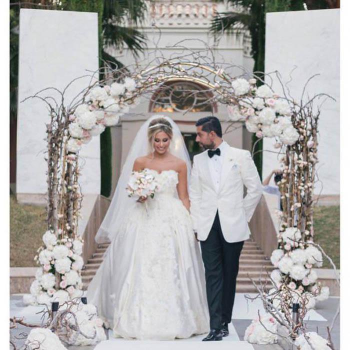 Viața de prințesă a unei sătmărence. S-a căsătorit cu un milionar spaniol (Foto&video)