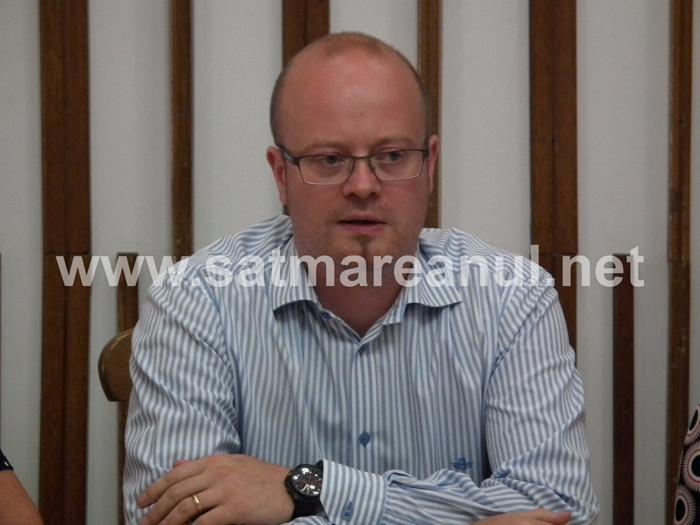Primarul Kereskenyi Gabor și-a prezentat bilanțul la șase luni de mandat