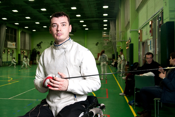 Sătmăreanul Richard Osvath, argint la Jocurile Paralimpice de la Rio