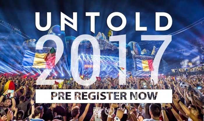 Începe drumul către UNTOLD 2017. Ambonamente la preț promoțional