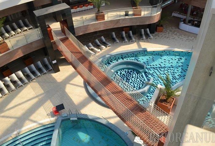 Vezi cum arată Aquapark-ul din Oradea. Complexul se deschide în acest week-end (Video)