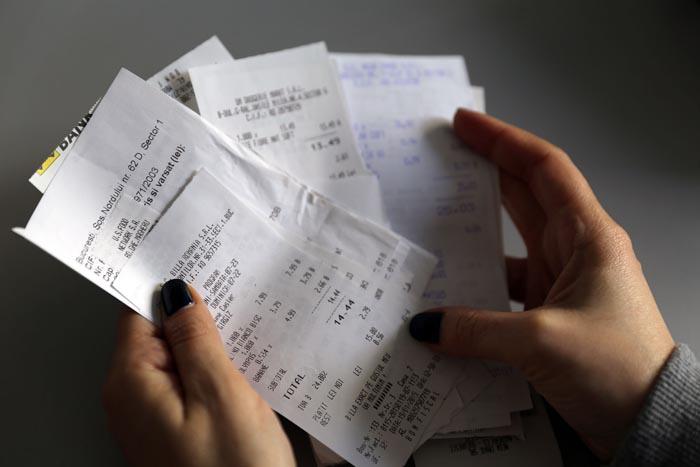 Loteria bonurilor fiscale aferentă lunii august are loc în 18 septembrie