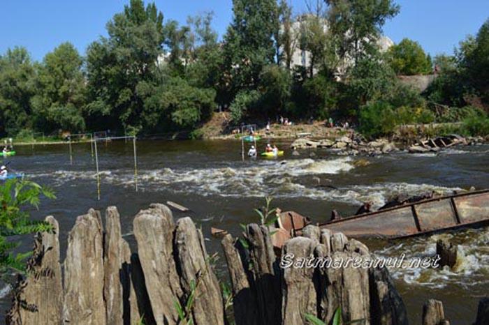 Concurs internațional de slalom pe râul Someş