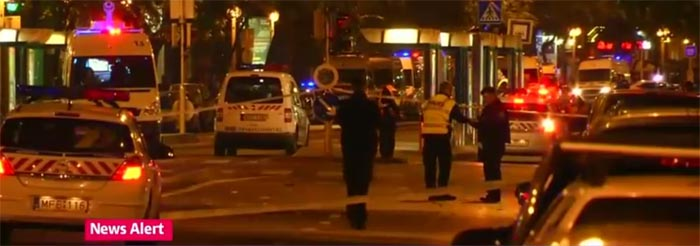 Alertă în Ungaria: Explozie în centrul Budapestei. Doi polițiști au fost răniți