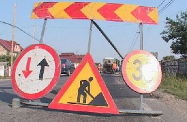 Restricții de circulație pe Drumul Careiului