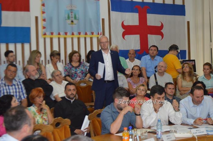Vezi ordinea de zi a ședinței Consiliului Local Satu Mare
