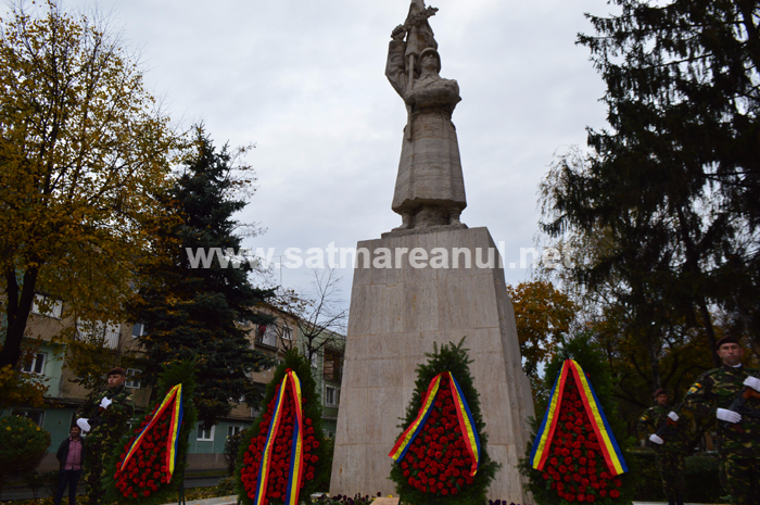 """""""Ziua Armatei Române"""", marcată la Satu Mare (Foto)"""