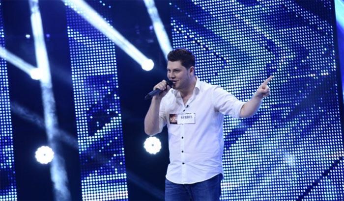 Aldo Blaga a fascinat o țară întreagă la X Factor. Ce au spus jurații