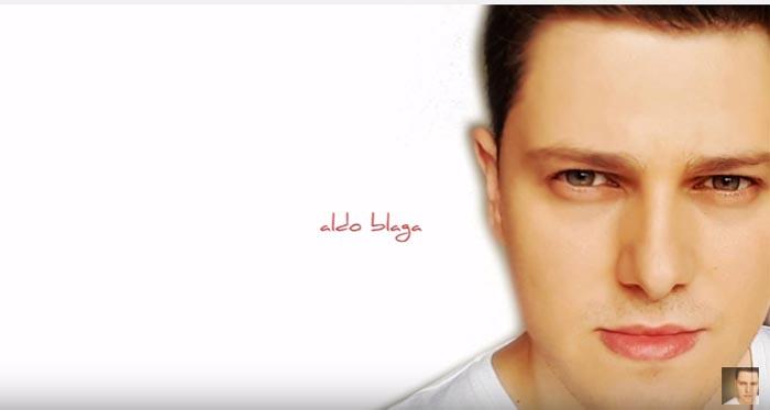 Aldo Blaga și-a lansat primul single. Unde poate fi ascultat (Video)