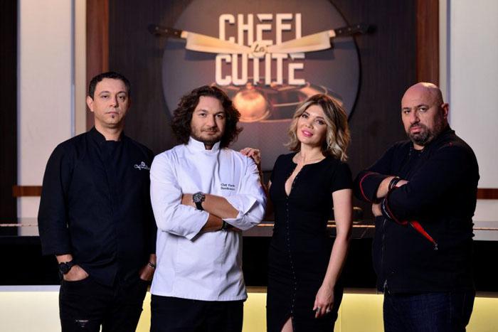 """Ești priceput în bucătărie ? Înscrie-te la """"Chefi la cuțite"""" !"""