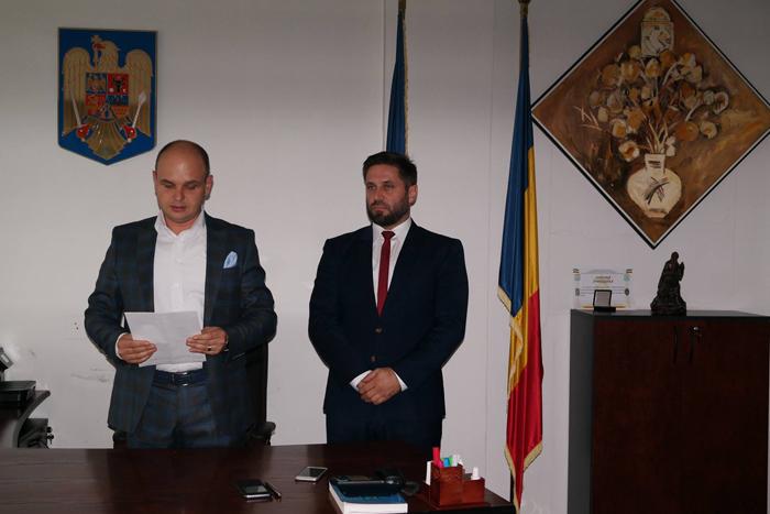 DSP Satu Mare are un nou director. Vezi despre cine este vorba