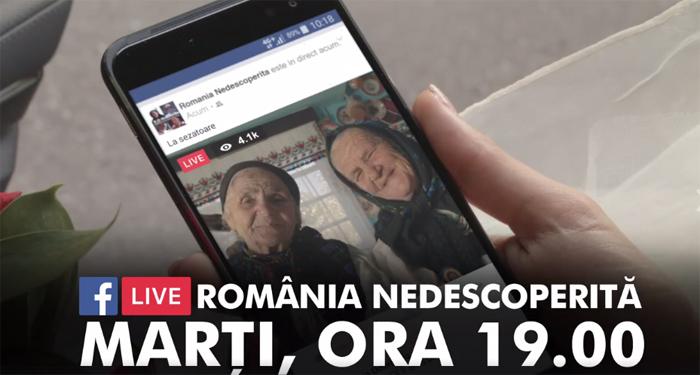 Șezătoare LIVE pe Facebook din Negrești-Oaș. Vezi detalii