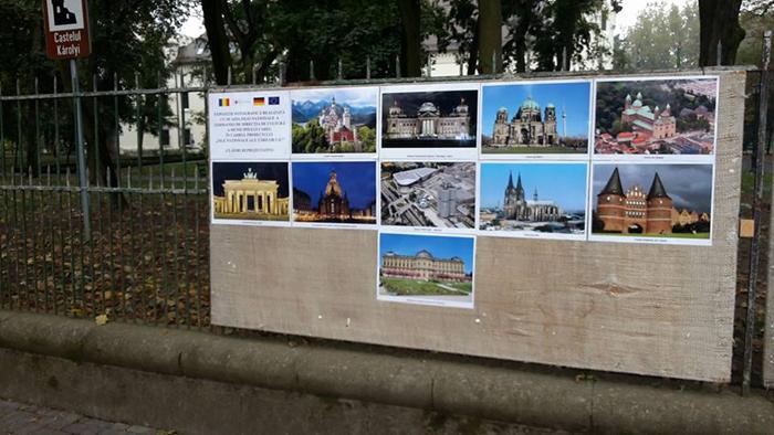 Ziua Națională a Germaniei marcată la Carei