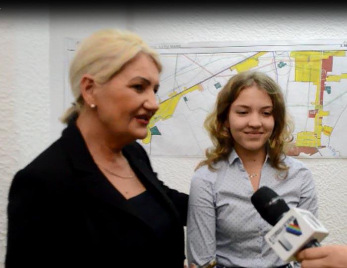 """Ioana Roman: """"Educația ne dă puterea pentru a putea deveni orice ne dorim în viață"""""""