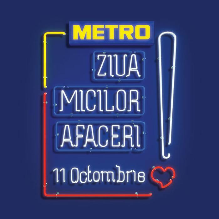 METRO Cash & Carry sărbătoreşte Ziua Micilor Afaceri