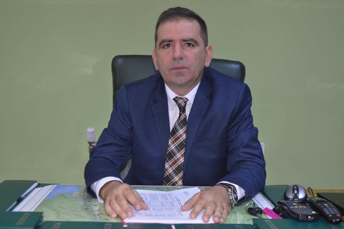 Marcel Forțiu, noul șef al Direcției Silvice Satu Mare