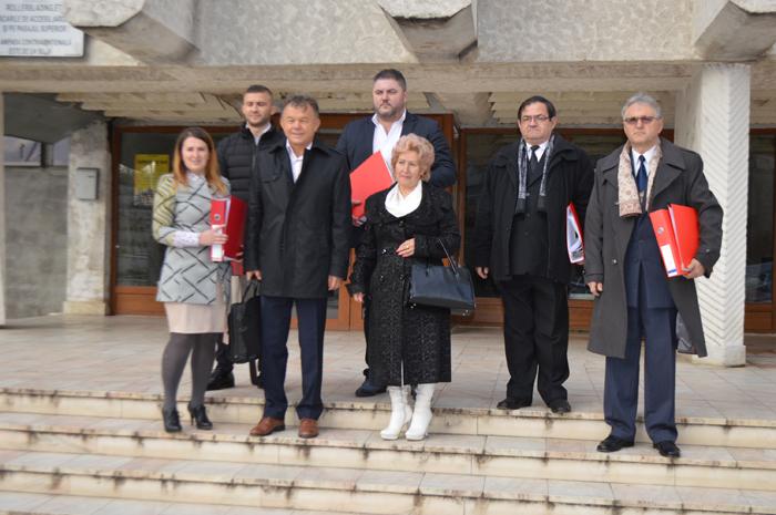 PRU Satu Mare și-a depus listele pentru parlamentare. Vezi cine sunt candidații (video)