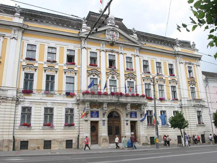 Percheziții la Primăria Cluj-Napoca