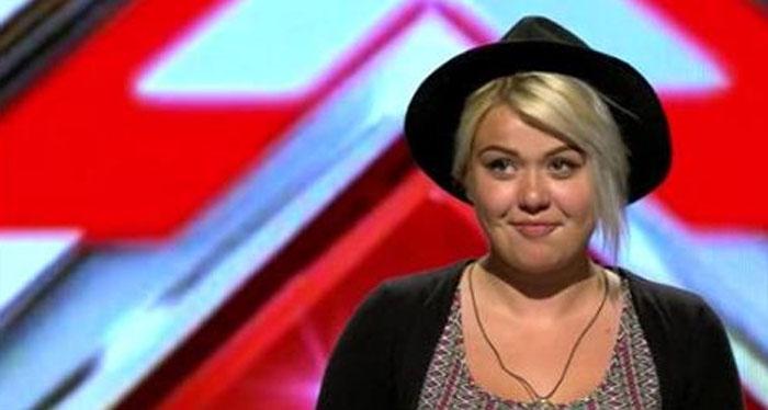 O sătmăreancă face furori pe scena X Factor din Ungaria (Foto)