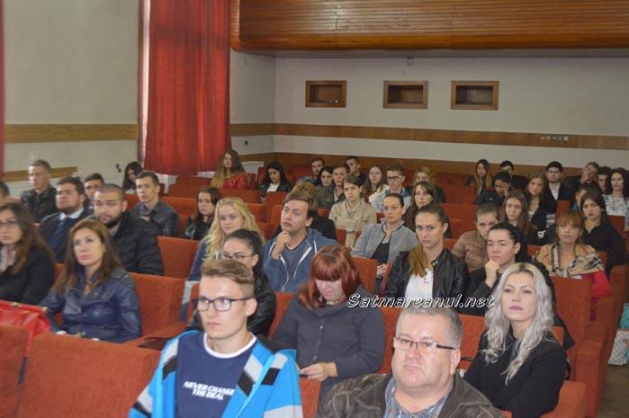 Deschidere de an universitar la Extensia UBB Satu Mare (Foto)