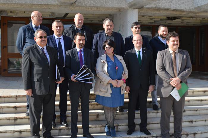 UDMR Satu Mare și-a depus listele pentru parlamentare. Vezi ce obiectiv și-au propus (Video)
