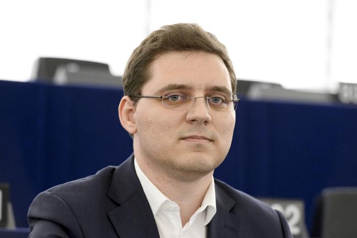 Europarlamentarul Victor Negrescu, singurul vorbitor român la Adunarea Europeană Digitală