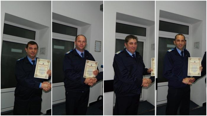 Diplome de excelență pentru jandarmii IT-iști din Satu Mare. Pentru ce au fost premiați