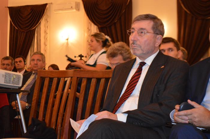 Ambasadorul Germaniei la București, în vizită la Satu Mare