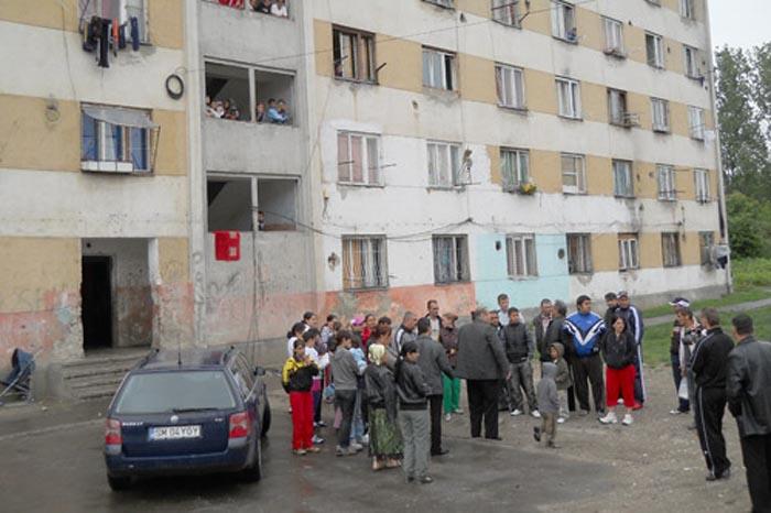 Descinderi pe Ostrovului. Doi bărbați, arestați