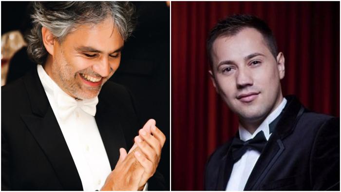 Un fost elev al lui Andrea Bocelli, sătmăreanul Nagy Norbert, va concerta la Carei