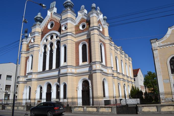 Prima ediție a Bienalei culturii evreieşti din România, organizată la Satu Mare