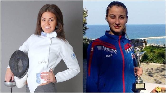 Spadă feminin: Cu două sătmărence în lot, România ocupă locul 16 la etapa de Cupă Mondială